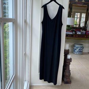 Gayla Bentley Sleeveless Maxi Dress